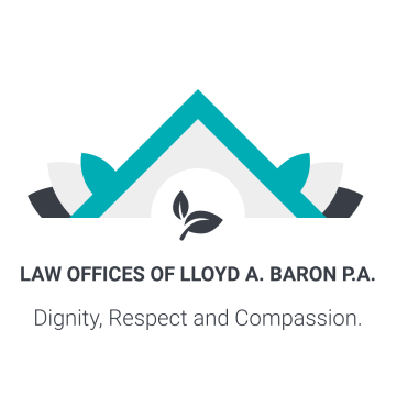 LAW OFFICES OF LLOYD A. BARON P.A. logo